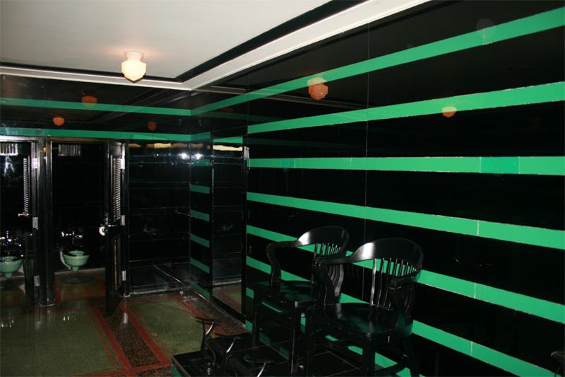 Nashville's Hermitage Hotel Restrooms Best in America