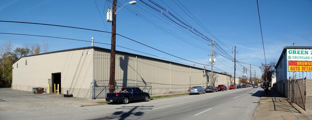 Big Blank Mellwood Avenue