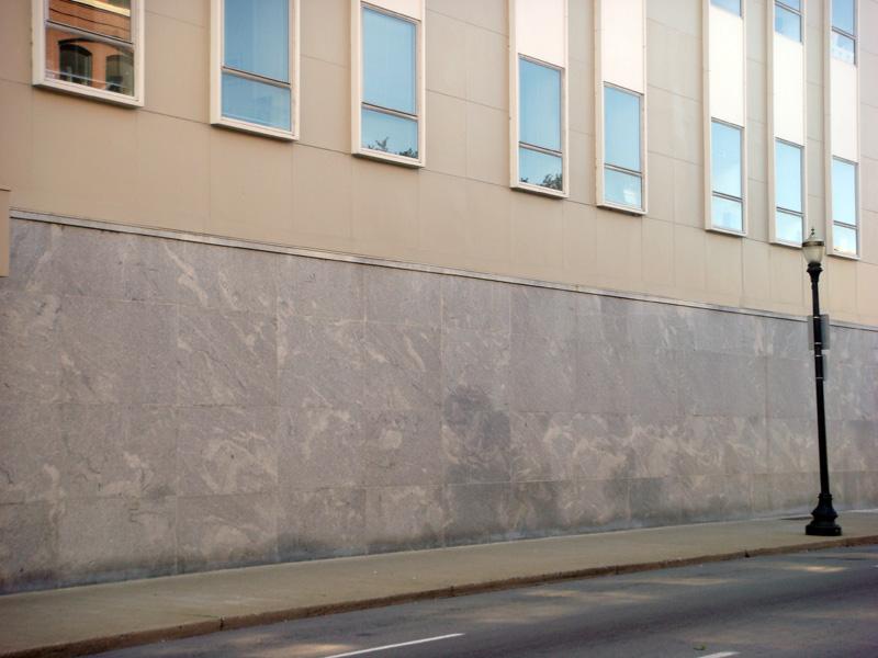 Cement Wall Graffiti : Big blank thursdays chestnut street edition — broken sidewalk