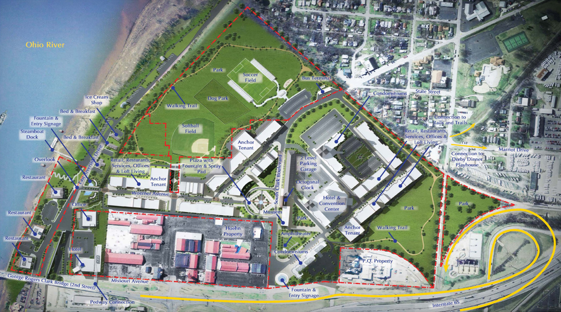 Redevelopment: Final Phase
