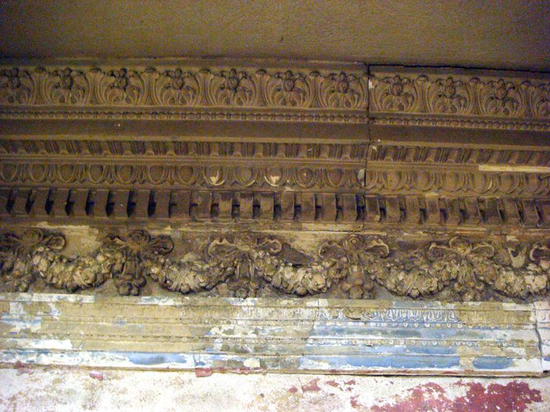 Interior Plaster Detailing