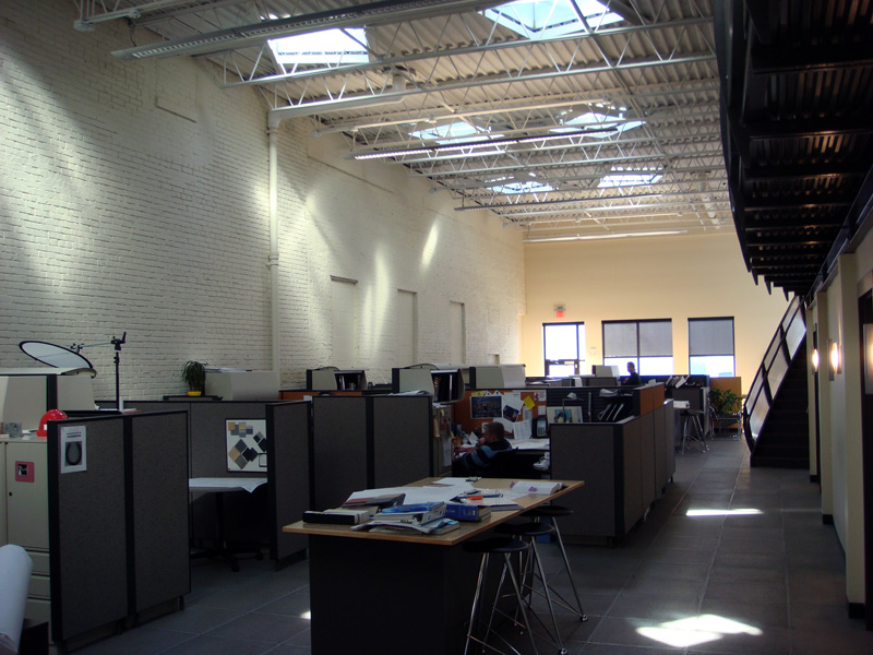 Main Workroom