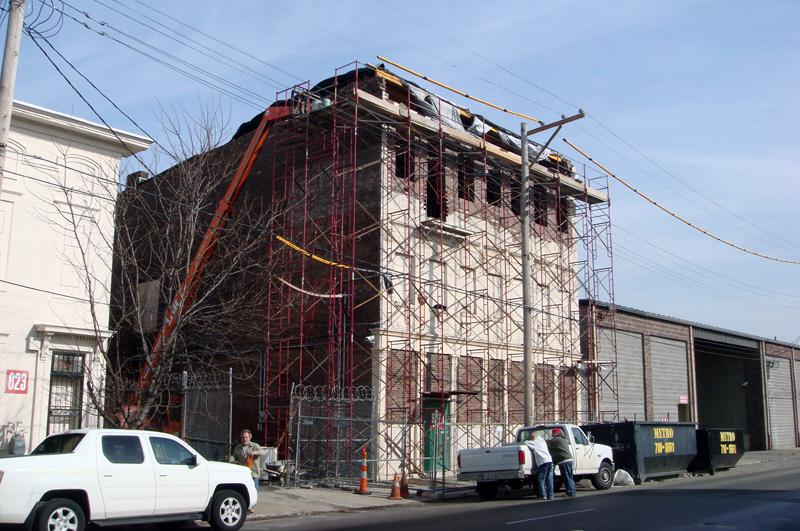 Liberty Street Rebuild