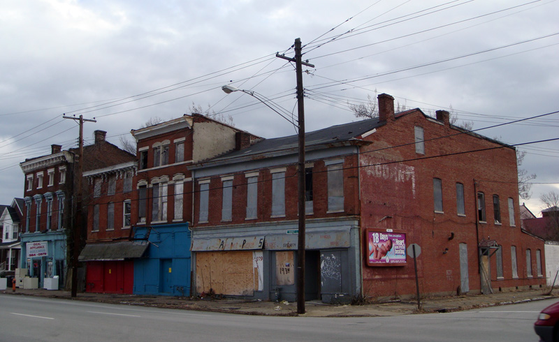 West Market Street buildings to be demolished