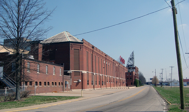 Colgate plant in Clarksville