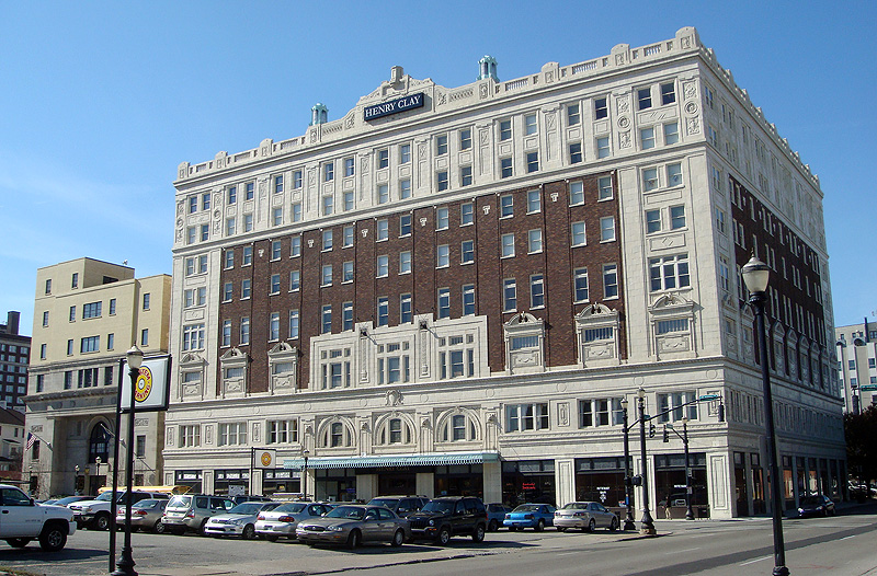 The Henry Clay building wins an award