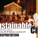 Sustainable City Series: Transportation (courtesy Urban Design Studio)