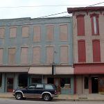 Mystery business on New Albany's Main Street (BS File Photo)