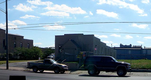 816 East Main Street Demolished