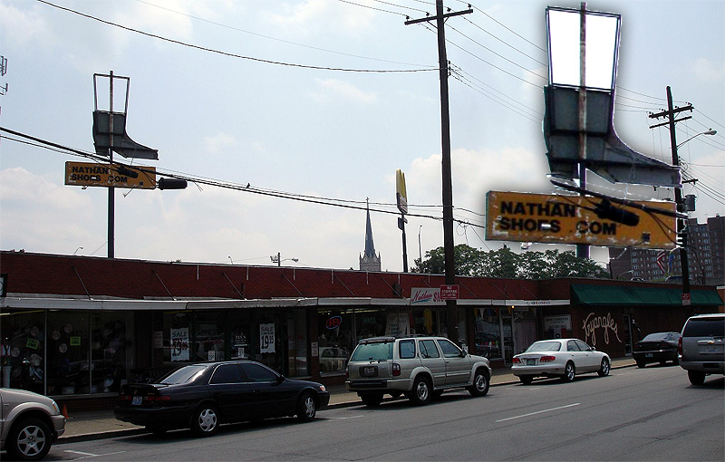 Last vestiges of Louisville''s shoe market