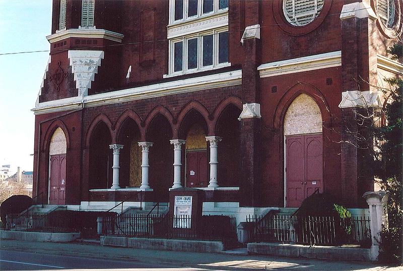 Quinn Chapel on Chestnut Street