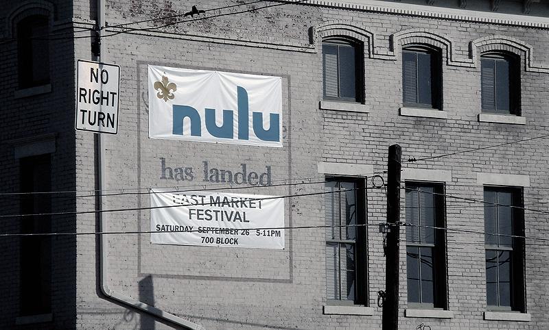 Nulu Has Landed