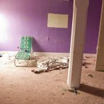 Room inside the church (Courtesy Eric Schumacher)
