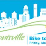 Bike to Work Month in Louisville (via Metro Lou)