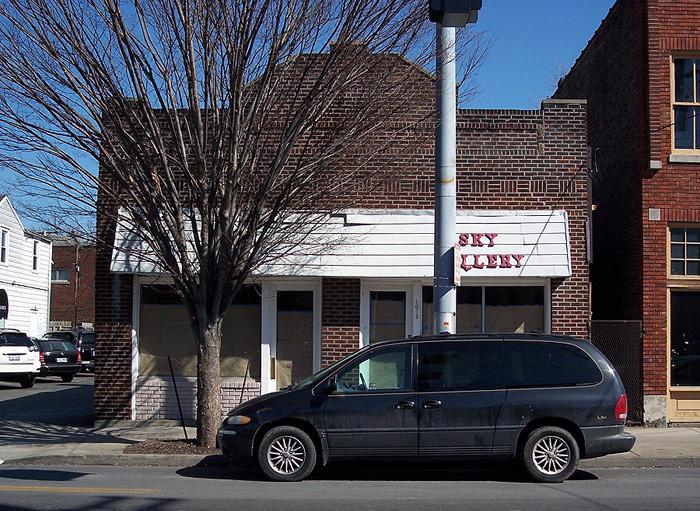 Storefront on Bardstown Road (Courtesy Casey Emrich)