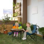 Park(ing) Day Continues Indoors (Courtesy UDS)