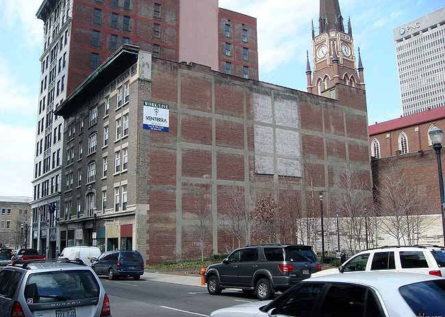 Molee Building Could Be Redeveloped (BS File Photo)