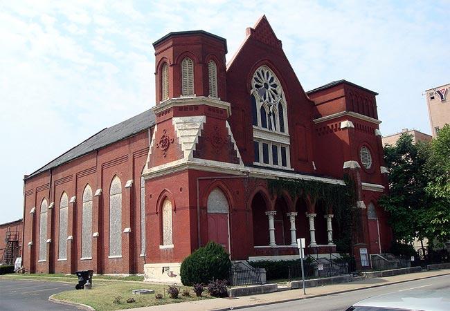 Quinn Chapel Church (BS File Photo)