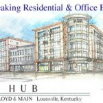 Once proposed Hub Condos (Courtesy Cobalt Ventures)
