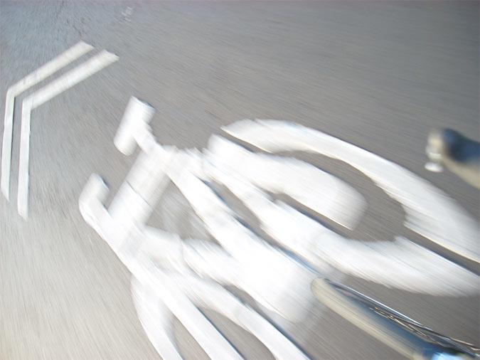 Share the road! (Richard Masoner/Flickr)