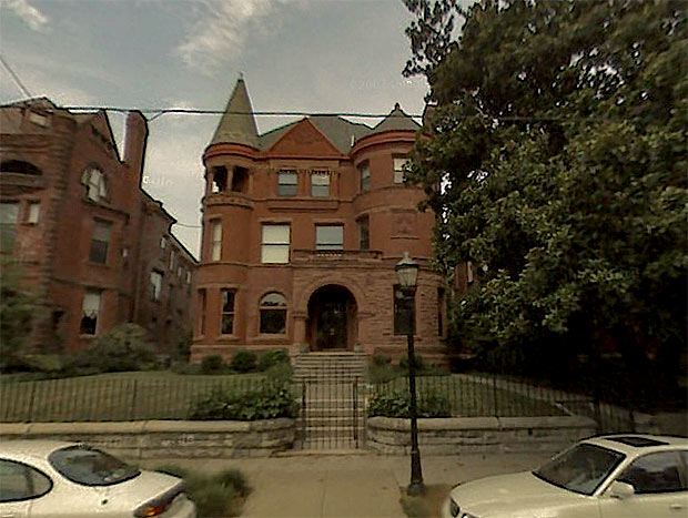1328 South Fourth Street today. (Courtesy Google)
