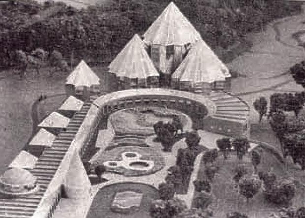 Proposed Botanical Gardens.