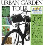 Urban Garden Tour on September 24, 2011. (Courtesy Bicycling for Louisville)