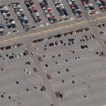 A parking lot at the KFEC. (Bing Maps)