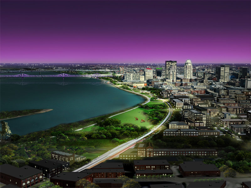 Rendering of the 8664 proposal. (Courtesy 8664.org)