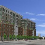 A twin building is planned on Market Street. (Courtesy AJRC)