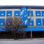 The Baer Fabrics Building is slated for demolition. (Branden Klayko)