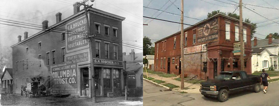 (Figure 2.) 2532 S. Fourth St., Louisville, KY. (Courtesy UL Photographic Archives)