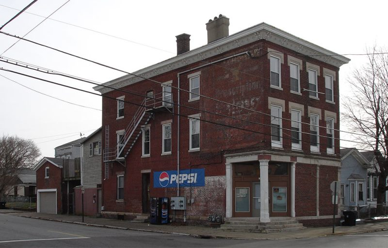 219 North 19th Street. (Branden Klayko / Broken Sidewalk)
