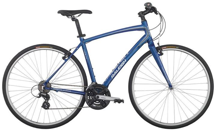 You could ride away on this brand new bike!