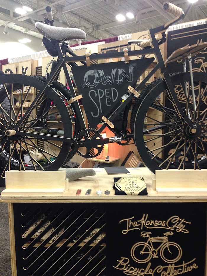 KC Bicycle Collective. (Elijah McKenzie / Broken Sidewalk)