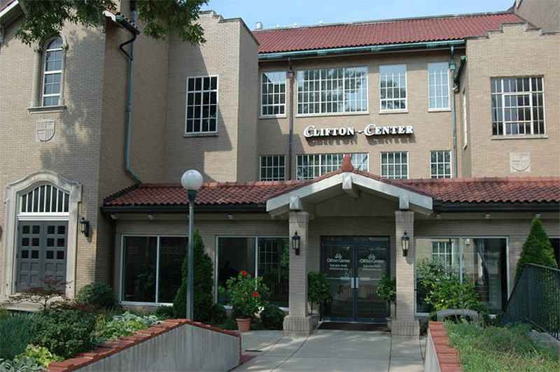 The Clifton Center was one of the three winners. (Courtesy Clifton Center)