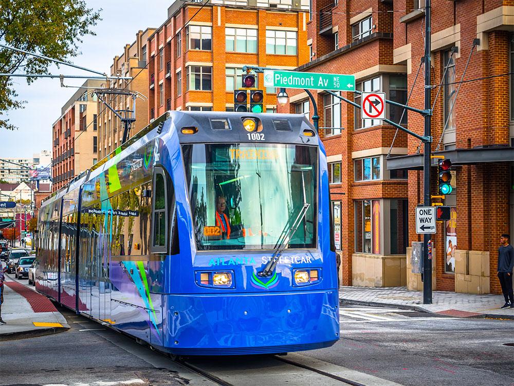 atlanta streetcar project