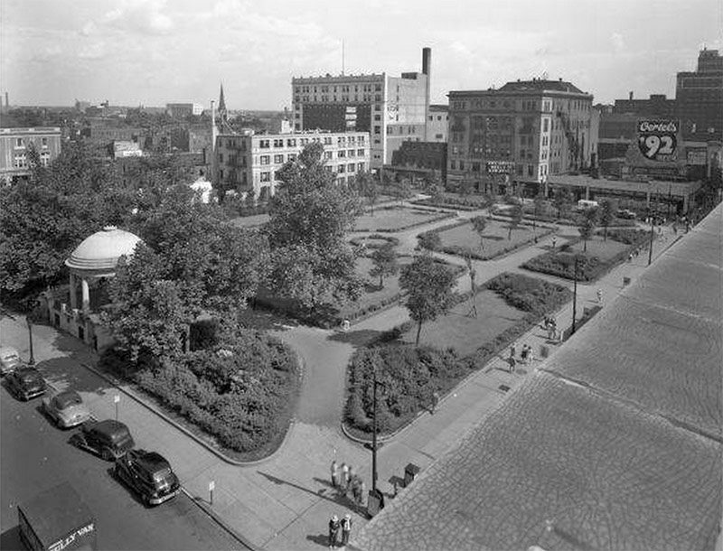 An expanded Lincoln Park. (UL Photo Archives)