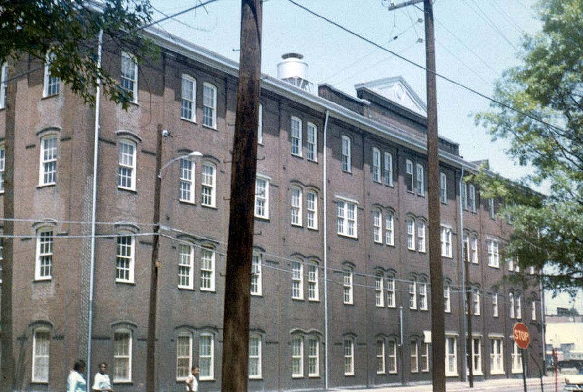 436 Finzer Street circa 1956–1966. (Courtesy UL Archives - Reference)