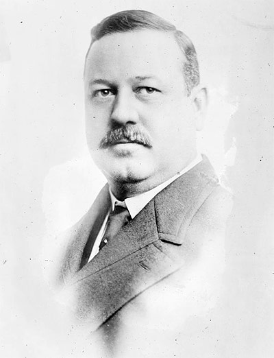 Alvin T. Hert in 1916. (Courtesy Library of Congress)