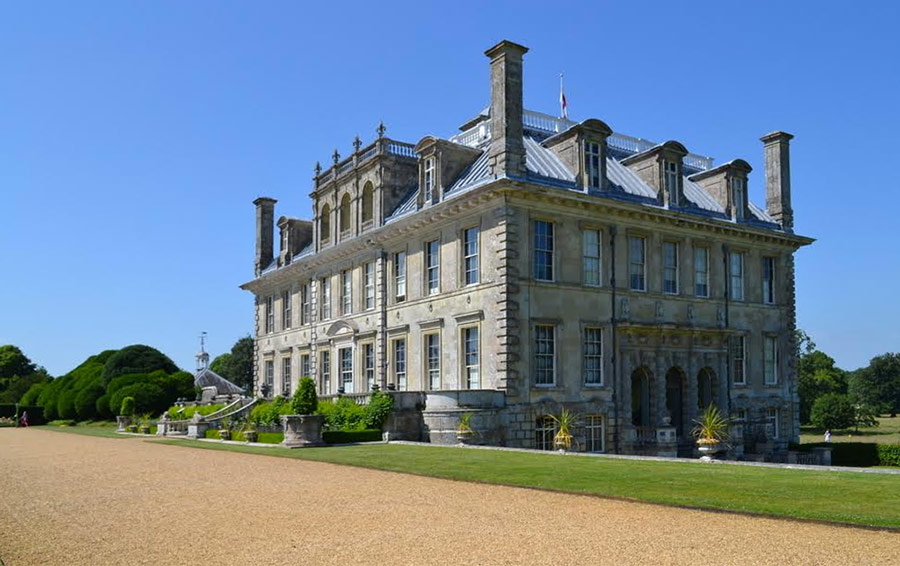 The Kingston Lacy country house in Dorset, England. (Janie-Rice Brother)