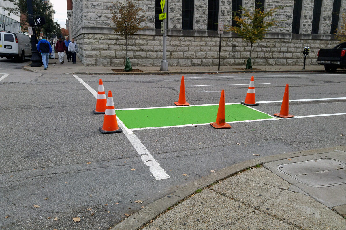(Courtesy Bicycling for Louisville)