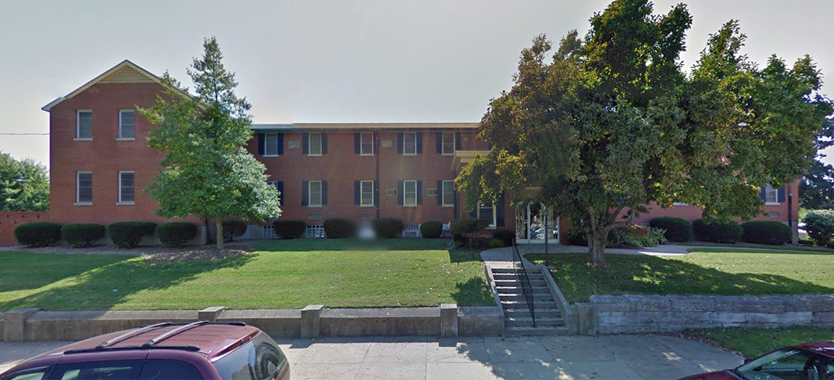 The current headquarters of the Archdiocese on College Street. (Courtesy Google)