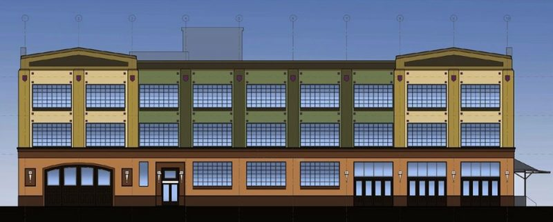 Edison Center. (City Properties Group)