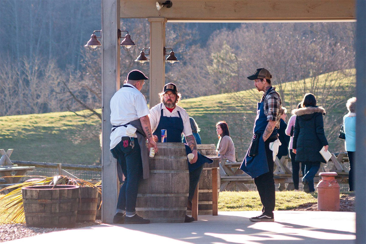 Could an appalachian food revival help revitalize a region for Appalachian cuisine