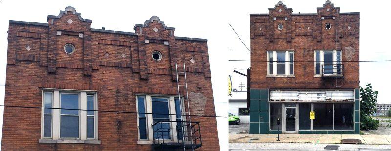 The Puritan Building on Breckinridge Street. (Courtesy Tipster)